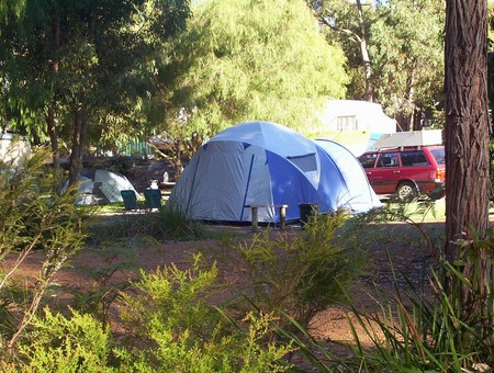Aroundtu-It Eco Caravan Park - Accommodation Mt Buller