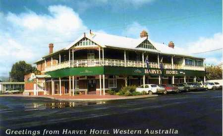 Harvey Hotel - Accommodation Mt Buller