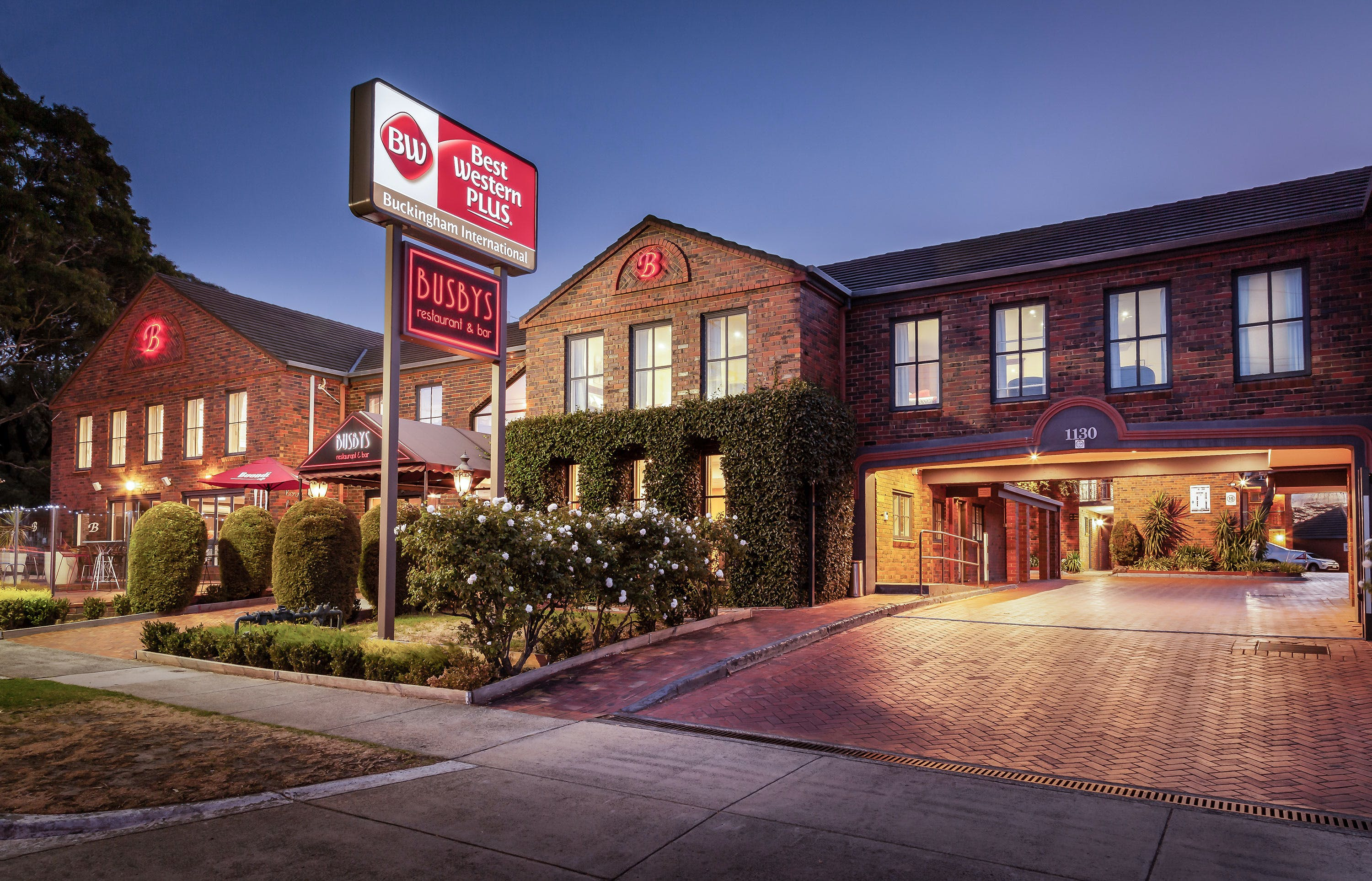 Best Western Plus Buckingham International - Accommodation Mt Buller