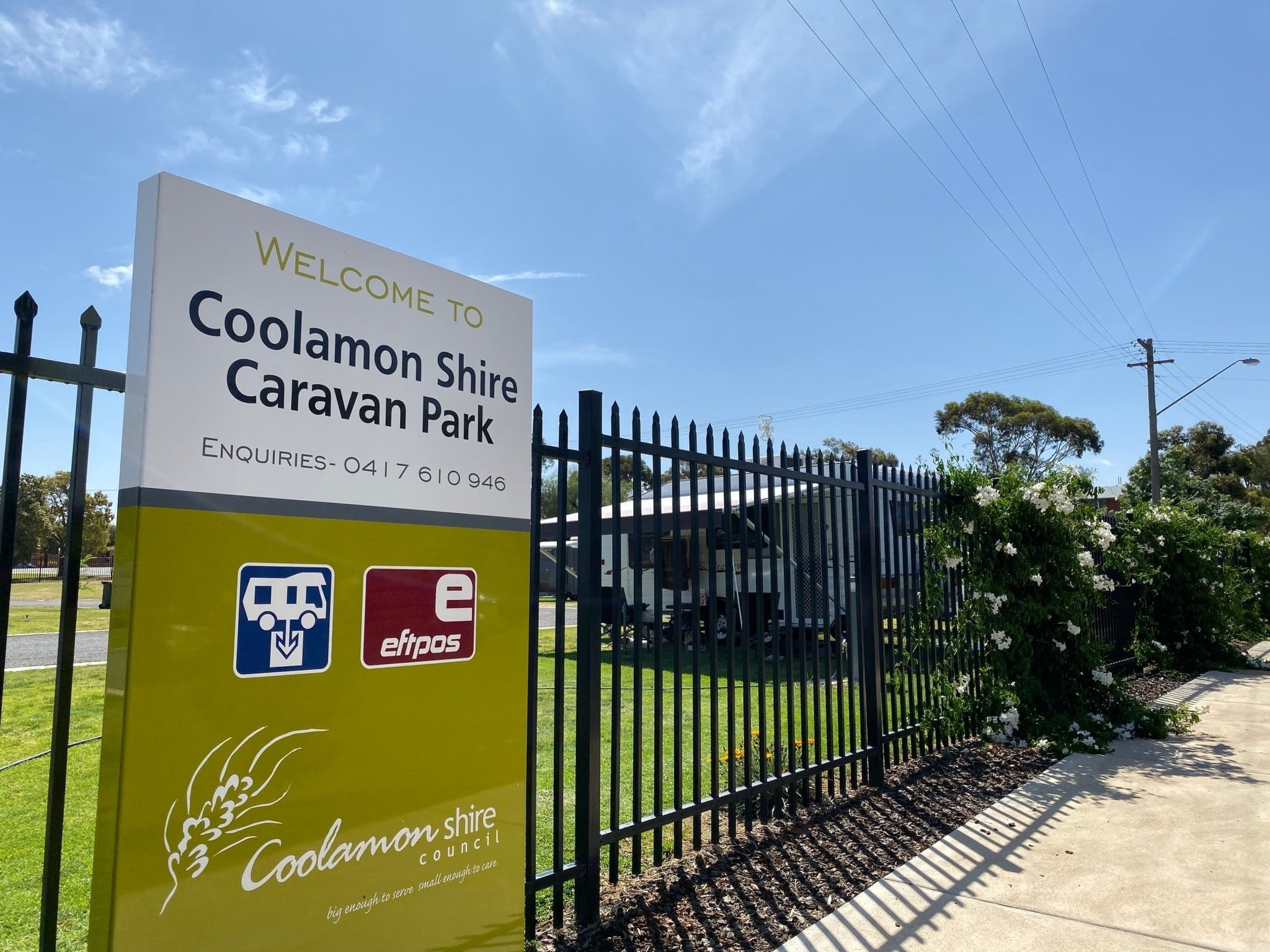 Coolamon Caravan Park - Accommodation Mt Buller
