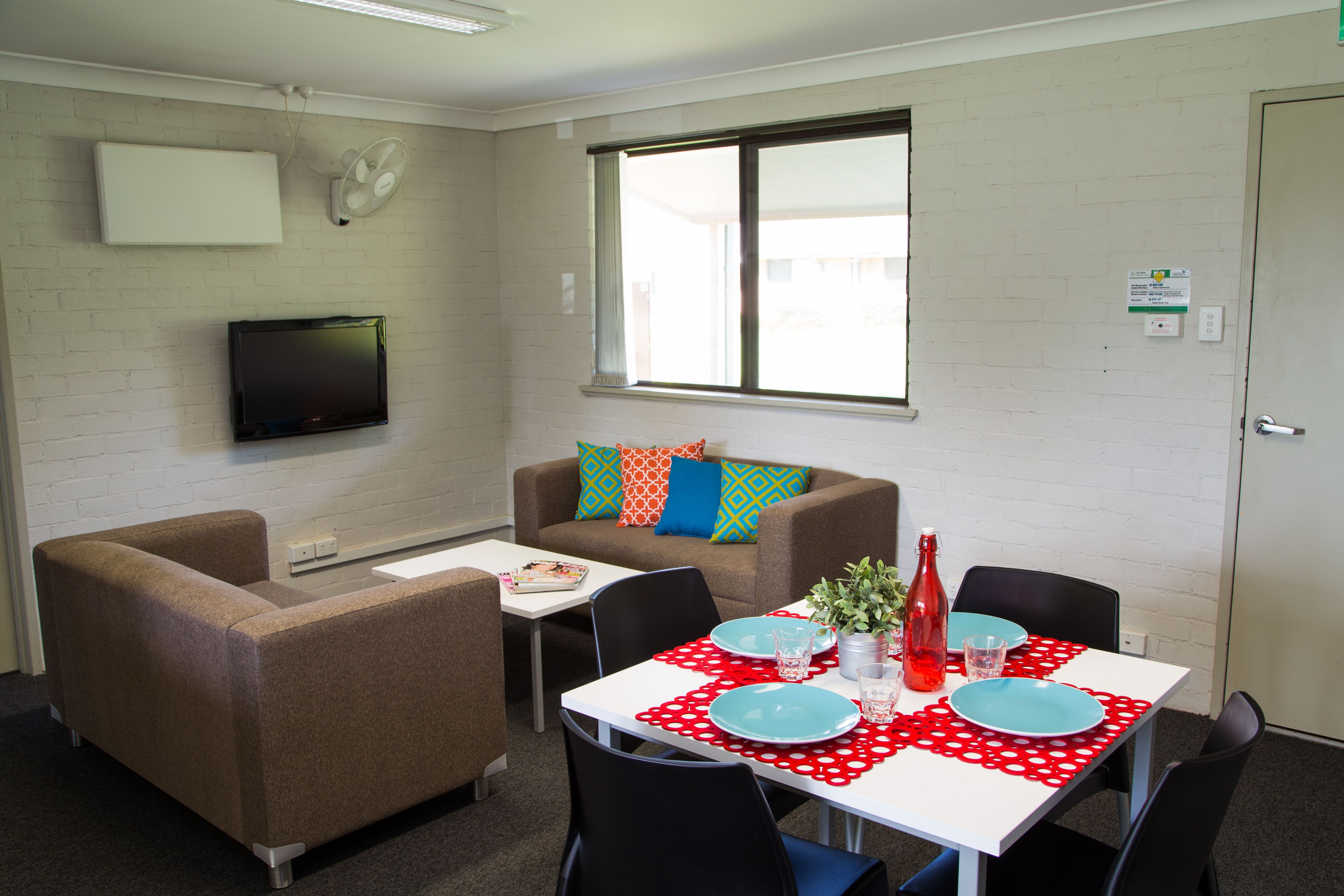 Western Sydney University Village Hawkesbury - Accommodation Mt Buller