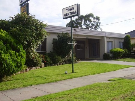 Bairnsdale Town Central Motel - Accommodation Mt Buller