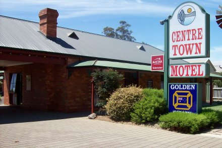 Centretown Motel Nagambie - Accommodation Mt Buller
