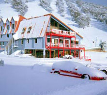 Gebis Falls Creek - Accommodation Mt Buller