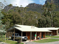 Halls Gap Log Cabins - Accommodation Mt Buller