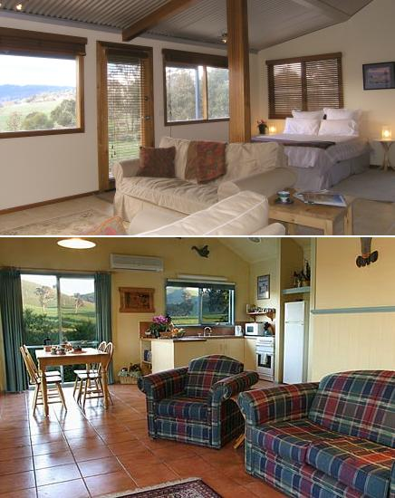 Athlone Country Cottages - Accommodation Mt Buller