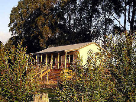 Birchwood Retreat Country Cottages - Accommodation Mt Buller