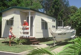 River Retreat Caravan Park