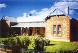 Wirrabara Heritage Bed  Breakfast