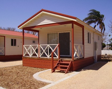 Outback Oasis Caravan Park - Accommodation Mt Buller