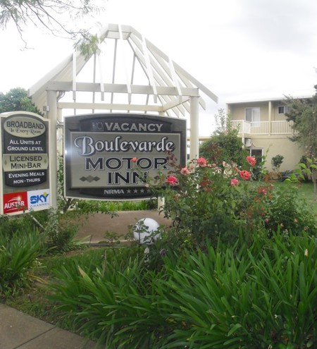 Boulevarde Motor Inn - Accommodation Mt Buller