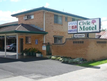 Civic Motel Grafton - Accommodation Mt Buller