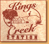 Kings Creek Station - Accommodation Mt Buller