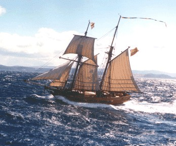 Enterprize - Melbourne's Tall Ship - Accommodation Mt Buller