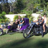 Gold Coast Motorcycle Tours - Accommodation Mt Buller