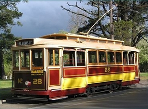 Ballarat Tramway Museum - Accommodation Mt Buller