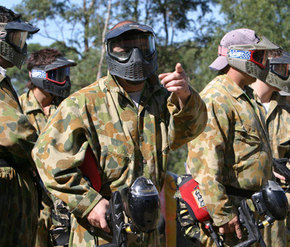 Action Paintball Games - Perth - Accommodation Mt Buller