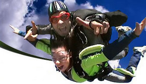 Adelaide Tandem Skydiving - Accommodation Mt Buller
