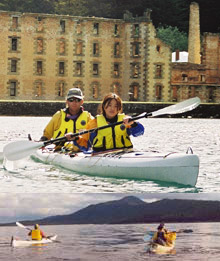 Blackaby's Sea Kayaks and Tours - Accommodation Mt Buller