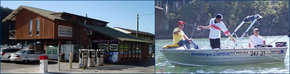 Brooklyn Central Boat Hire  General Store - Accommodation Mt Buller