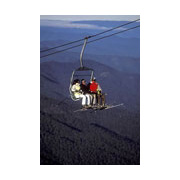 Scenic Chairlift Ride - Accommodation Mt Buller