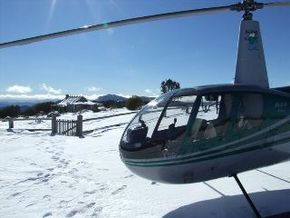Alpine Helicopter Charter Scenic Tours - Accommodation Mt Buller