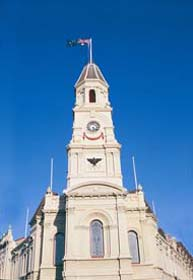 Fremantle Town Hall - Accommodation Mt Buller