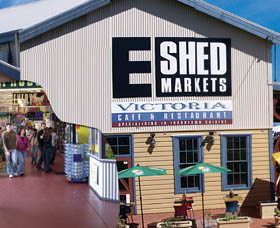 The E Shed Markets - Accommodation Mt Buller