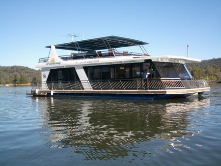 Able Hawkesbury River Houseboats - Accommodation Mt Buller