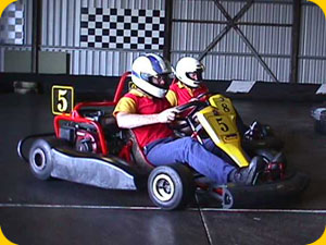Indoor Kart Hire - Accommodation Mt Buller