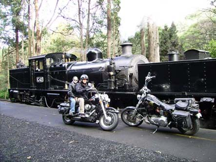 Andy's Harley Rides - Accommodation Mt Buller