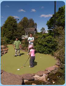 Wetlands Mini Golf - Accommodation Mt Buller