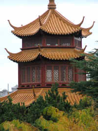 Chinese Garden of Friendship - Accommodation Mt Buller