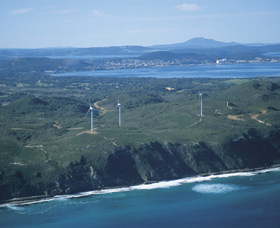 Albany Wind Farm - Accommodation Mt Buller