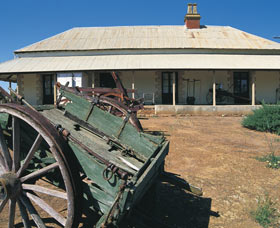 Chiverton House Museum - Accommodation Mt Buller