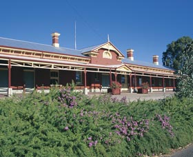 Old Railway Station Museum - Accommodation Mt Buller