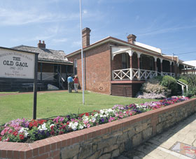 Old Gaol and Police Quarters - Accommodation Mt Buller