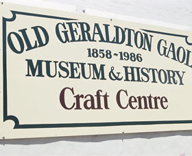 Old Geraldton Gaol Craft Centre - Accommodation Mt Buller