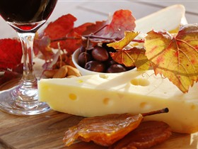 McLaren Vale Cheese and Wine Trail - Accommodation Mt Buller