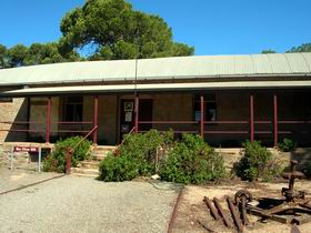 Bon Accord Mine Complex - Accommodation Mt Buller