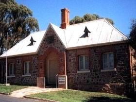 Old Police Station Museum - Accommodation Mt Buller