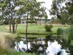 Flagstaff Hill Golf Club and Koppamurra Ridgway Restaurant - Accommodation Mt Buller