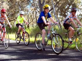 Penola Cycling Trails - Accommodation Mt Buller