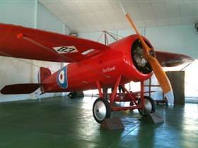 Captain Harry Butler Red Devil Monoplane Memorial - Accommodation Mt Buller
