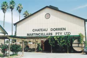 Chateau Dorrien Winery - Accommodation Mt Buller