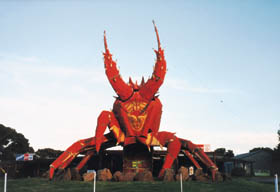 The Big Lobster - Accommodation Mt Buller
