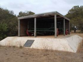 Monument To Soldier Settlement Scheme - Accommodation Mt Buller