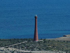 Troubridge Hill Lighthouse - Accommodation Mt Buller