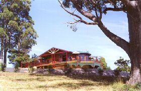 Barringwood Park Vineyard - Accommodation Mt Buller