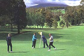 Deloraine Golf Course - Accommodation Mt Buller